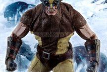 """Wolverine 12"""" Sideshow!"""
