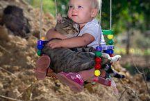 Deti a mačičky