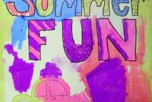 #SummerColorFun / by Twila Claycomb