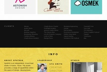 webside layout