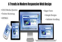 Website Design Trends 2015 / What follows are the latest in web design trends 2015, Tips & Tricks, shortcuts and general advice for creating the best website design.