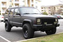 Jeep XJ ideas