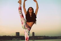 Joga fitness i akrobatyka