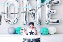 Arlo's 1st birthday