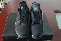 Authentic Air Jordan 4 Black Cat / Fround on unboxbuy.ru Authentic Air Jordan 4 Black Cat Item No. : 177773 Sales Price: US$207.00