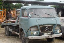 Legendary & Oldtime CITRÒEN trucks / Oldtime & Legendary Trucks,of the French,brand CITRÒEN.
