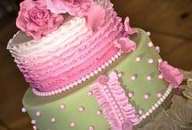 Kelly's christening cake ideas