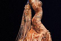 Moda y baile flamenco