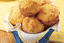 Breads & Muffins / by Sarah Gahlon