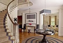 Hallways & Foyers & Entryways