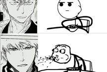 Bleach / Bleach pictures, memes, fanarts, ships and cosplays