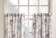 Kitchen & Tier Curtains