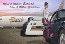 Batik Air's Project