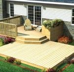 New house deck ideas