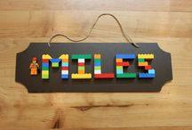 Dylan's lego room