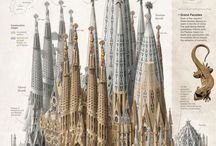 GAUDI , Ahhhh to live in his mind ! :)