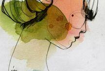 Jekaterina Koroleva / Watercolor