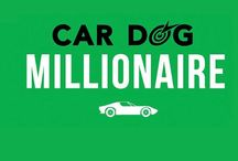 Car Dog Millionaire / Jim Flint's book Car Dog Millionaire is now available for purchase on Amazon! www.CarDogMillionaire.com