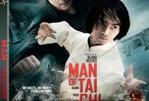 The Man Of Tai Chi- Keanu Reeves