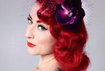 Hair Flower Heaven