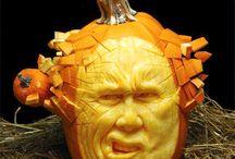 Pumpkin Carving!!