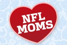 NFL Moms / It takes a great mom to raise a great football player. We're celebrating some of these most-important All-Pros across the league.