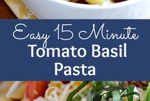 Pizza and Pasta Favorites / Everyone loves pizza and pasta! Here are all the best pasta recipes and pizza recipes in one place. From the simple to the complex, it's all about the pizza and the pasta. Yum!