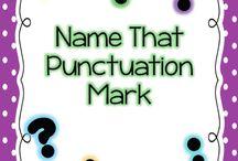 K-3 Punctuation / by Bridgett Leblanc