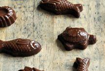 Chocolat Pâques / Friture chocolat
