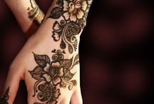 TheBrideLoves Mehndi / Different types of mehndhi for your big day!