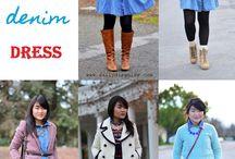 Evolving My Style - Dresses
