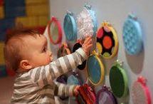 Fun kid or baby activities