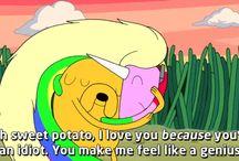 Adventure Time / by Carolina Azevedo