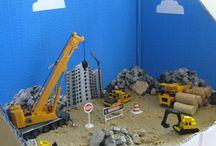 Projekt Baustelle