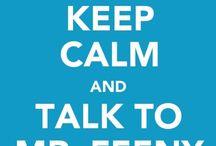 just keep calm!
