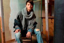 LEVIS - kolekcja damska / Kolekcja jesień/zima 2014 inspirowana kalifornijskim stylem życia