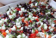 dips/salsas/appetizers / by Andrea Kollman