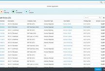 UI workflow / User interface workflow