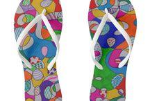 Flip Flops / Designs for flip flops