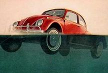 My first car...a beetle / by elsy devolder