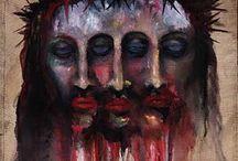 Art, disturbing ... but healing?