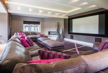 Entertainment rooms / It's all part of enjoying your home. Being hospitable. Inviting friends over for a swim, to watch a movie, play pool or snooker, chat over drinks or enjoy a delicious meal together.    Here are some ideas for getting the setting right.