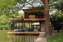 boathouse / by Julie Turner