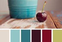 χρώματα ♥