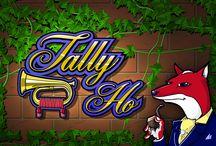Tally ho / Slot Machine