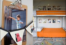 boys room / by Jeanine Arnold