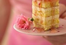 Pink Lemonade / The lovely coupling of Pinks and Yellows. / by Linda McHardy