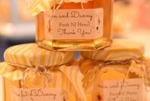 Real Wedding & Favors Stories / Our Brides share their Wedding and Honey Favor stories!