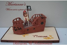 Pirate Boat - Jack Sparrow