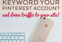 Pinterest / Everything you need to know about using Pinterest for marketing your blog and business.